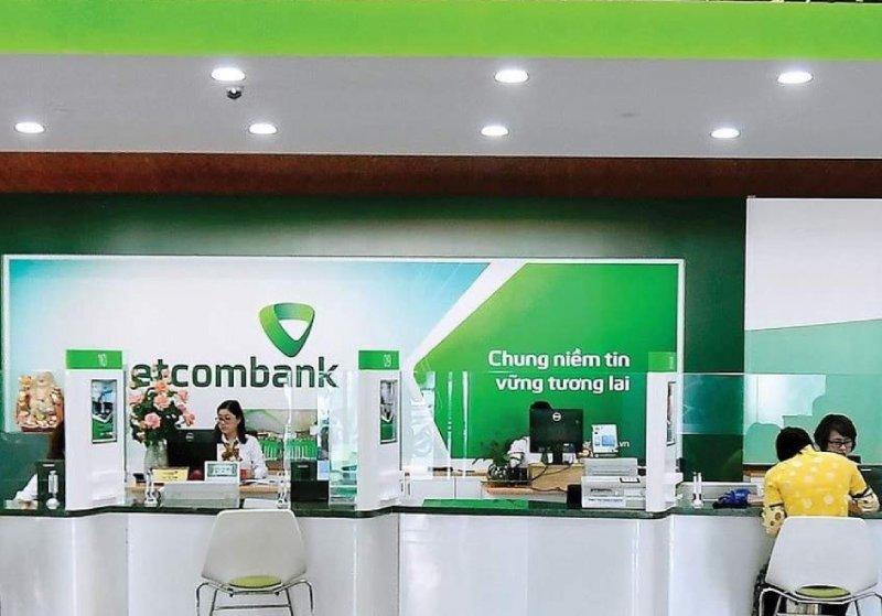 Giờ làm việc ngân hàng Vietcombank năm 2020