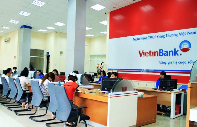Giờ làm việc ngân hàng Vietinbank
