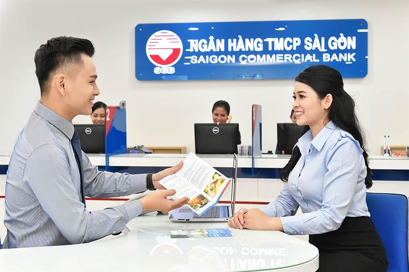 Ngân hàng Thương mại Cổ phần Sài Gòn - SCB