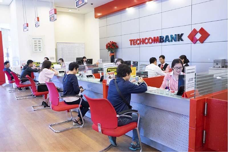 Ngân hàng Techcombank vẫn luôn nhận được sự tin tưởng của khách hàng trong các giao dịch tài chính