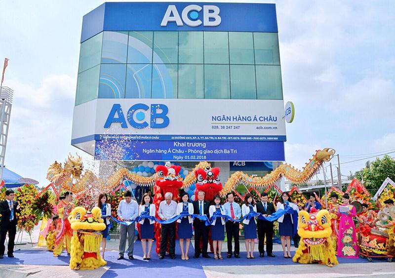 Ngân hàng Á Châu nhận nhiều giải thưởng trong lĩnh vực ngân hàng