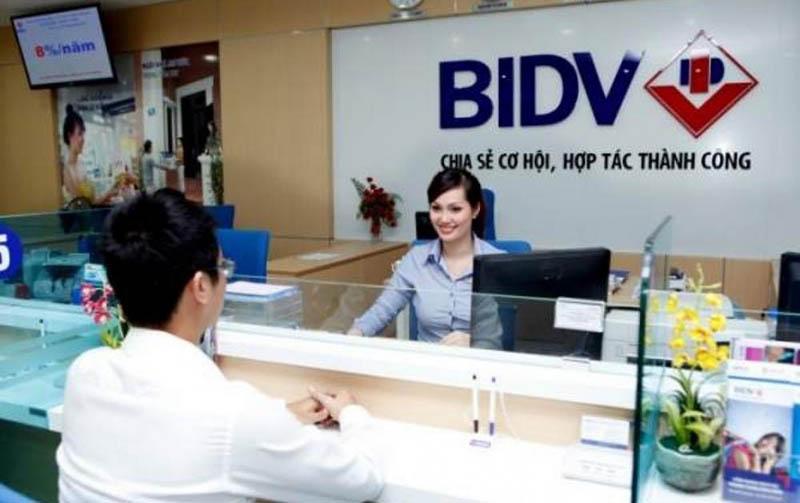 Ngân hàng BIDV cung cấp các sản phẩm tài chính đến khách hàng doanh nghiệp