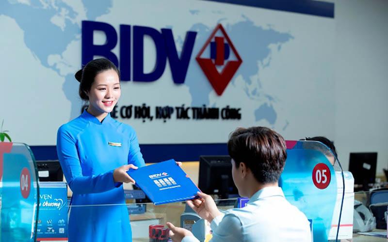 BIDV cung cấp rất nhiều sản phẩm dịch vụ cho khách hàng doanh nghiệp