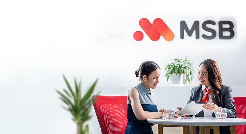 MSB là ngân hàng gì?