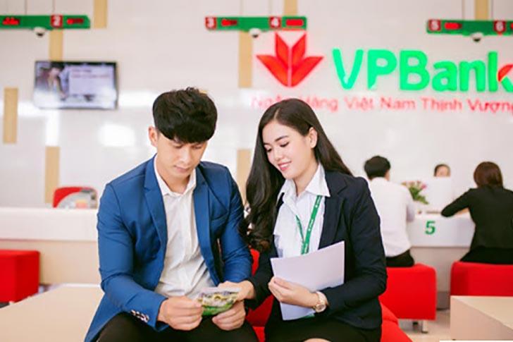 Các sản phẩm dịch vụ tài chính của ngân hàng VPBank được khách hàng đón nhận khá tốt