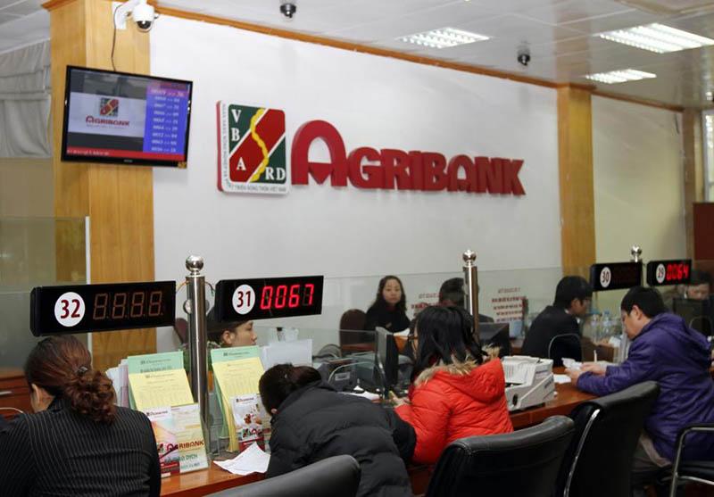 Các dịch vụ được cung cấp ở ngân hàng NN&PTNT Agribank