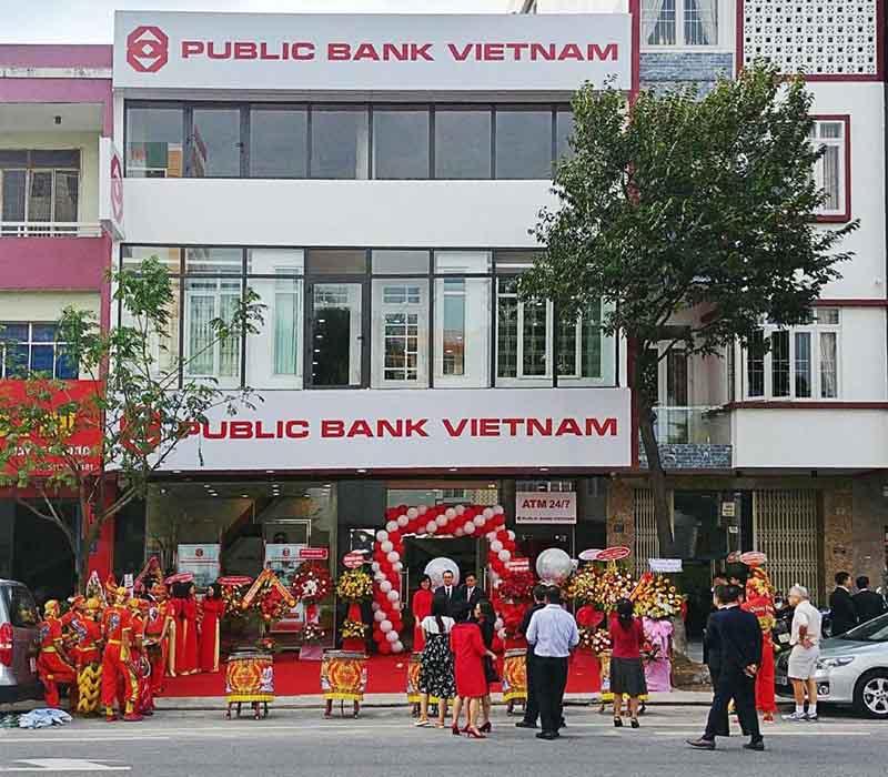 Ngân hàng Public Bank đầu tư phát triển nhiều sản phẩm dịch vụ được khách hàng biết đến nhiều hơn