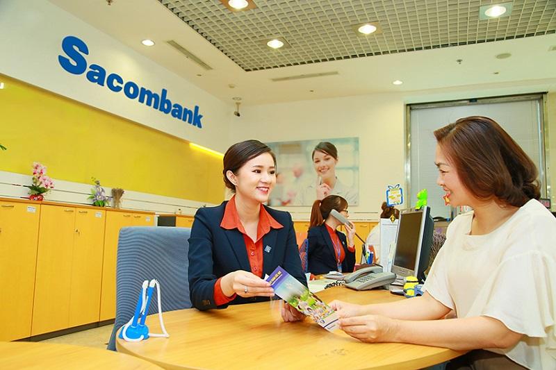 Ngân hàng Sacombank cung cấp các sản phẩm dịch vụ đến khách hàng cá nhân và khách hàng doanh nghiệp