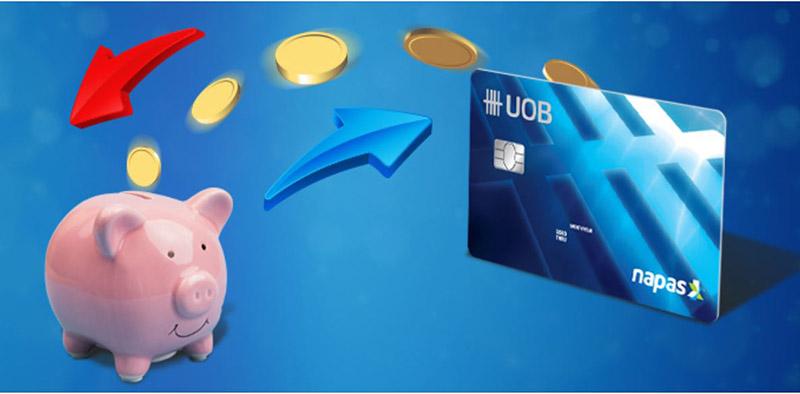 Tài khoản UOB Easy kết hợp tài khoản thanh toán và tài khoản tiền gửi