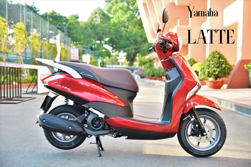 Yamaha Latte ngọt ngào như tách cà phê
