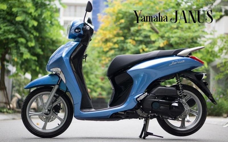 Yamaha Janus thời thượng