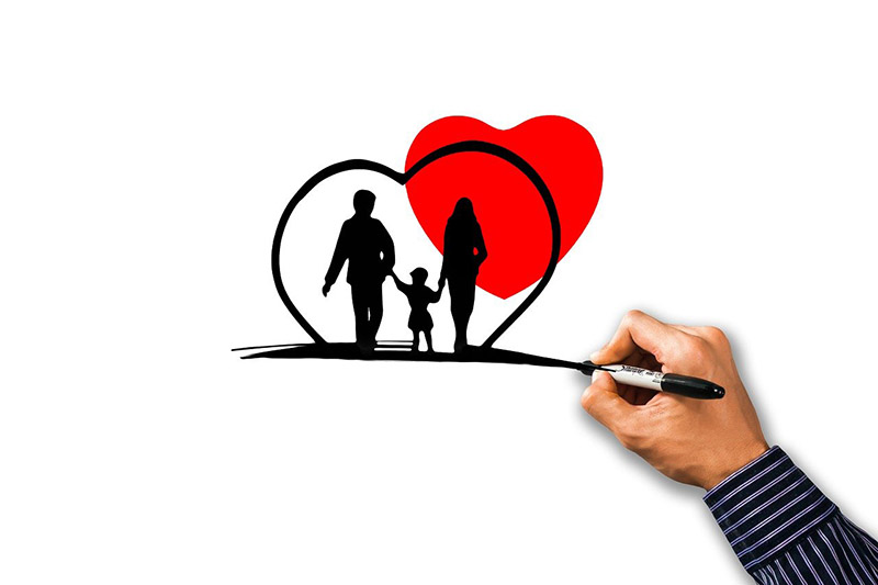 Bảo hiểm khoản vay giúp giảm bớt gánh nặng gia đình khi người vay không thể chi trả do bất khả kháng