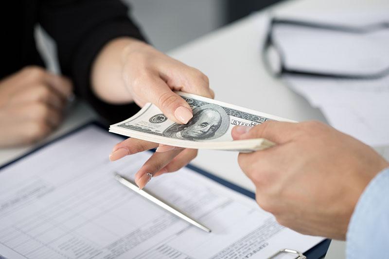 Mẫu hợp đồng vay tiền cá nhân form chuẩn là như thế nào?
