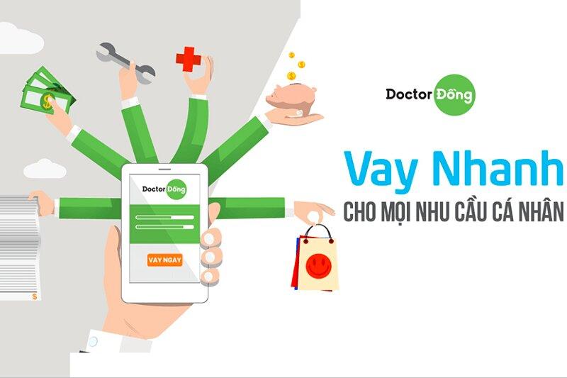 Doctor Đồng vay tiền 3 triệu chỉ với giấy CMND